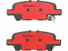 For 2010-2012 Infiniti FX35 Brake Pad Set Rear Brembo 22432KB 2011 3.5L V6 Base