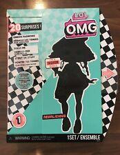 LOL Surprise OMG NEONLICIOUS Fashion Doll Series 1 - 20 Surprises! - Sealed NIB!