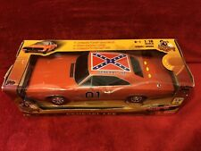 Dukes Of Hazzard GENERAL LEE~69 Dodge Charger~Malibu Intl 1:18 w/Lights & Sounds