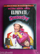 rare dvd snapper eliminate smoochy death to smoochy robin williams edward norton