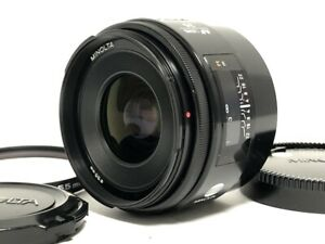 Near MINT Minolta AF 35mm f/2 Wide Angle Lens Sony Α Mount A 35/2 from Japan