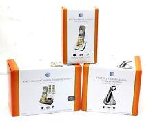 At&T Tl7900 5.8 Ghz Radio Frequency 1-Handset 2-Line Landline Telephone
