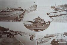 HERNE BAY Multiview 1936 - Vintage  Postcard
