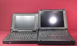 IBM Thinkpad Lot 365XD and 380  - No Cords Parts or Repair