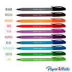 Paper Mate InkJoy 100 Capped Ball Pen Medium Assorted Fun Colours