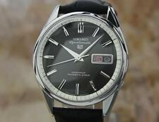Seiko 5 Vintage Sportsmatic 5 Automatic 1970s Stainless Mens Japanese Watch AL23