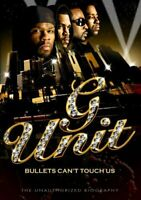 G-Unit - Bullets Cant Touch Us - The Unauthorized Biography [2008] [DVD]