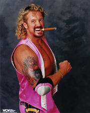 GLOSSY PHOTO PICTURE 8x10 Diamond Dallas Page Wcw Smoking