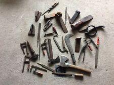 OLD TOOL / vieux lot sculpture métallique /outil ancien ( lot n 2)