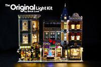LED Lighting Kit for LEGO ® Assembly Square 10255