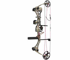 New Bear Archery Finesse 50# RH Womens Max-1 Camo RTH Bow Package