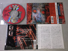 Strapping Young Lad ‎– Heavy As A Really Heavy Thing SRCS 7748 JAPAN CD A9