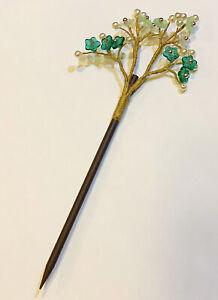 1 Pc Chinese Plum Flower Design Ancient Palace Style Kanzashi Hair Stick