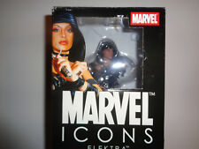 Marvel Icons ELEKTRA Bust/Statue Black outfit 221 /600