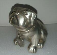 Bulldog Metal Money Box