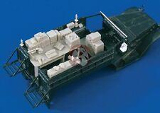 Verlinden 1/35 M3 Half-track Command Vehicle Conversion Set (for Tamiya) 1622