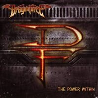 DRAGONFORCE - THE POWER WITHIN'  CD NEU