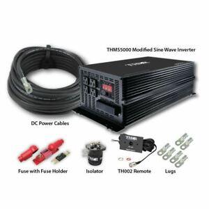 THOR THMS5000 KIT3 Professional Grade Inverter KIT