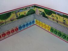 Advance to Marble Arch Vintage Board Game 1985 REPLACEMENT BOARD ONLY !