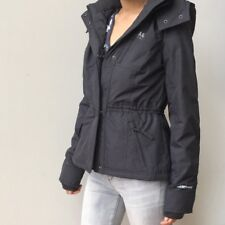 New Abercrombie & Fitch Womens Weather Warrior Jacket Gray XS S