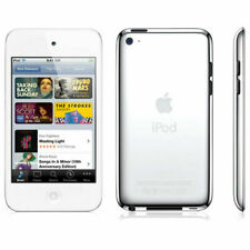 WHITE Apple iPod touch 4th IPOD 4 Generation 16GB COMES WITH WARRANTY BOXED LOOK