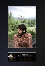 #154 RAY LAMONTAGNE Reproduction Signature/Autograph Mounted Signed Photograph