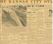 Guilt on 7 at Clinton John Kasper and Six Convicted Segregation July 23 1957 B4