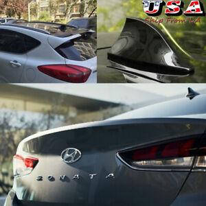 For Hyundai Kia Roof Shark Fin Vortex Stereo Radio Aerial Signal Antenna FM/AM