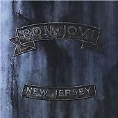 Bon Jovi - New Jersey (2010) Remastered CD