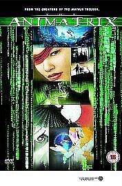 Animatrix - From The Creators Of The Matrix DVD PAL R2