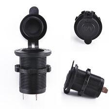 Car Motorcycle Universal Charger Power Adapter Cigarette Lighter Socket Plug 12V