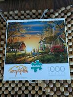 NEW 1000-Piece Buffalo Jigsaw Puzzle of Morning Surprise New Sealed Box