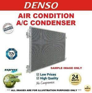 Air Con AC CONDENSER for PEUGEOT BIPPER Tepee 1.4 2008->on