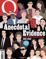 Q Magazine August 2020 Aug 20 - Bono, Tina Turner, Noel Gallagher, Kate Bush