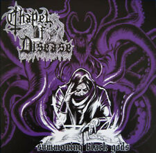 Chapel Of Disease - Summoning Black Gods Digi CD
