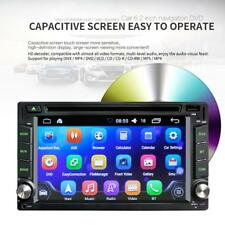 """6.2"""" 2DIN Android 6.0 Car Stereo MP5 Player GPS Nav WIFI Bluetooth DVD FM Touch"""