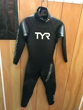 NEW TYR Women's Hurricane Cat 1 Wetsuit Size XL