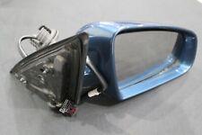 Gauche Côté Passager Bleu Wing Mirror Glass for AUDI A6 ALLROAD 1999-2009