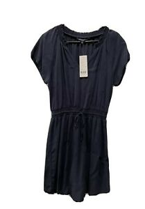 BNWT! FCUK French Connection Dress 8 Navy Blue shift