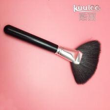 Big Goat Hair Makeup Fan Brush Stunning Loose Powder Brush