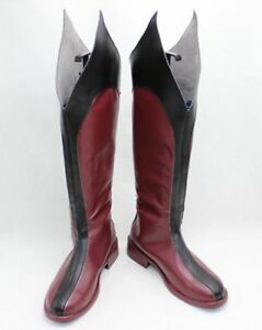 HOT! X-MEN Logan Wolverine cosplay Shoes Boots hand made three styles