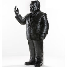 Franz Josef Strauß, grande stand scultura/BIG PLASTIC sculpture by Ottmar Hörl