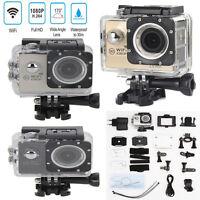SJ7000 WiFi Full HD 1080P 12MP Action Camera Sports DV 30M Waterproof Camera