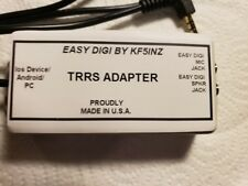 """EASY DIGI™"" Digital Sound Card Interface TRRS Adaoter"