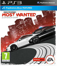 Need for Speed Most Wanted ~ PS3 (in Super Zustand)