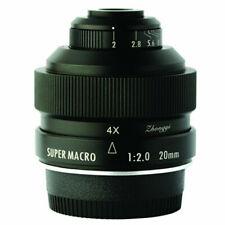 Zhongyi Mitakon 20mm f/2 4.5X Super Macro Full Frame Lens Nikon D750 D810 D5 D6