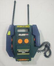 Vintage GI Joe Mobile Field Unit 1984 Green Blue  Complete