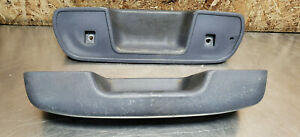 TOYOTA TACOMA PICKUP TRUCK ARM REST DOOR PULL LEFT RIGHT GREY 74210-04020 SET OE