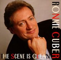 Ronnie Cuber - The Scene Is Clean CD.  Latin jazz. George Benson.