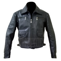 Accurate Erich Hartmann / Bubi WWII German Luftwaffe Flying REAL Leather Jacket
